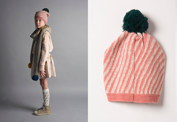 gorro hiupnotized de bobo choses aw16 how to disappear