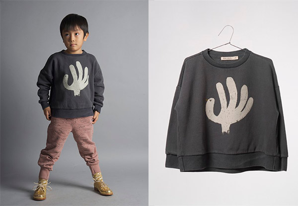 bobo choses aw16 how to disappear sudadera hand trick