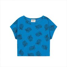 Camiseta Bobo Choses Pineapple azul