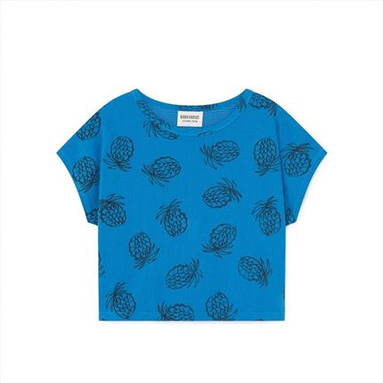 T-shirt Bobo Choses Pineapples blue