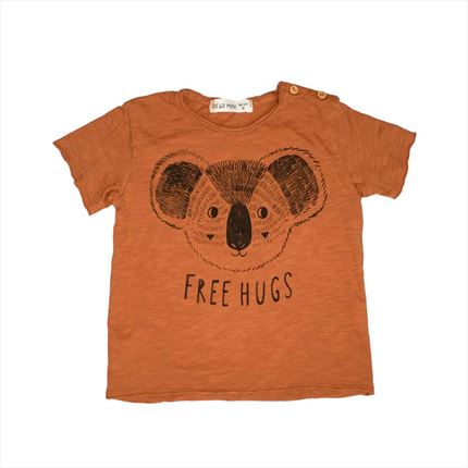 Camiseta Dear Mini Koala teja