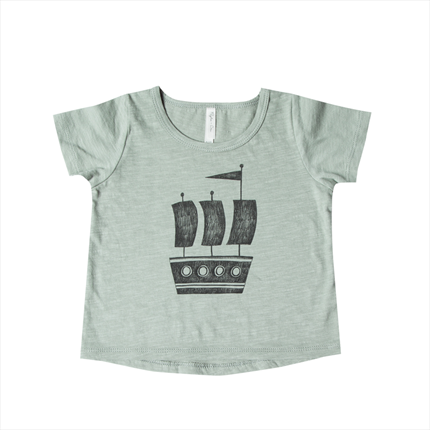 Rylee & Cru Ship Basic Tee