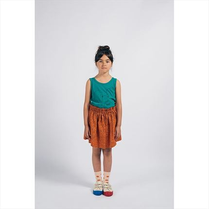 Tank Top Bobo Choses Elephant Green