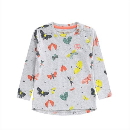 Tumble T-shirt 'N Dry baby Edelin grey