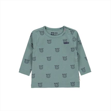 T-shirt Tumble´N Dry Baby Qani green water