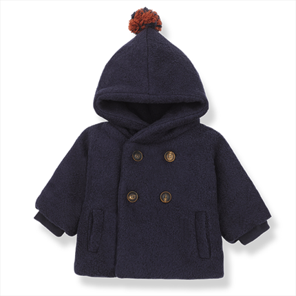 Jacket baby 1 + in the family Halifax dark blue