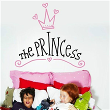 Chispum Vinilo Cabecero The Princess