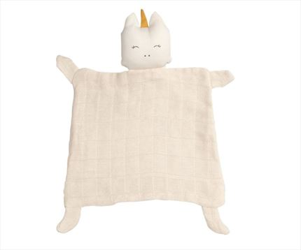 Doudou Fabelab Animal Unicornio