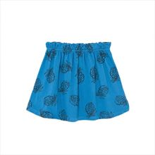 Falda Bobo Choses azul