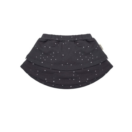 Falda Litte Indians Dots antracita
