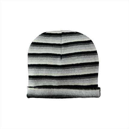 1+in the family Grey Striped Baby Hat Irina