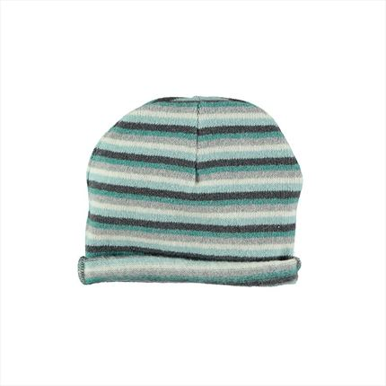 1+in the family Mint Striped Baby Hat Irina