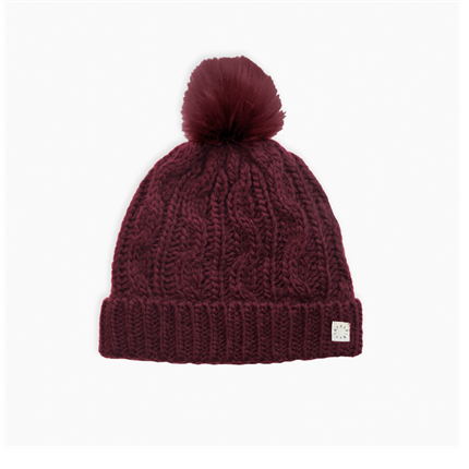 Wool Hat Sproet & Sprout Burgundy