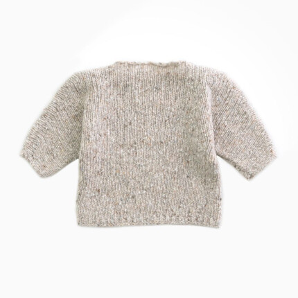 Jersey Tricot Play Up Crudo