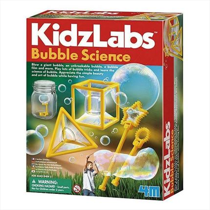 Kidz labs of bubbles