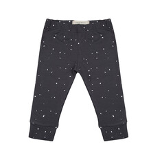 Legging Little Indians Dots antracita