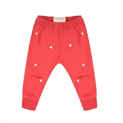 Legging Little Indians Triángulos rojo