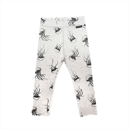 Sproet & Sprout white Leggins Jellyfish