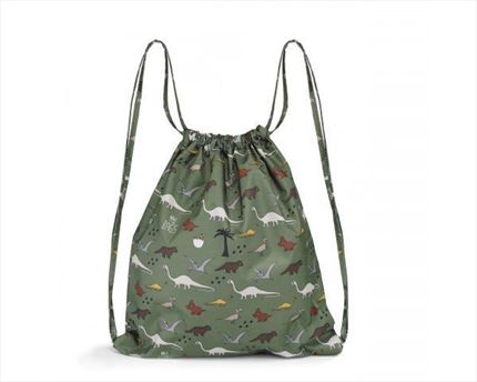 Mochila multiusos My Bag´s Dinos green