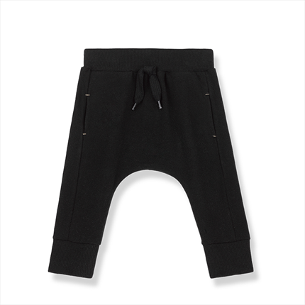 Pants 1 + in the family Rouen black