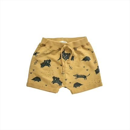 Ocre Dear Mini Shorts