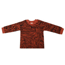 Sudadera Little Indians Terracota