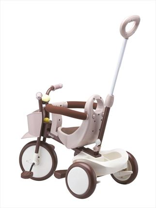 immo Brown tricycle